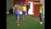 Футболни Трикове От 3ма Бразилци