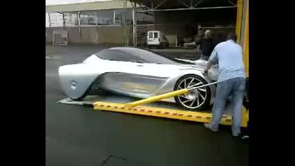 - Първата в света продадена Mazda Taiki