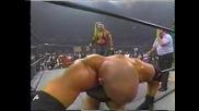 Nash прекратява серията на Goldberg и печели титлата [ Starcade 98 ]