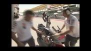 Дани Педроса най-бърз на тестовете в Сепанг
