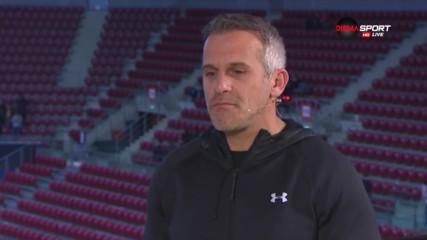 Йордан Йовчев – за Sofia Open, връзката с Монфис и фаворита за трофея