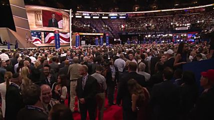 USA: Ted Cruz booed off stage at RNC amidst cries of 'We want Trump'