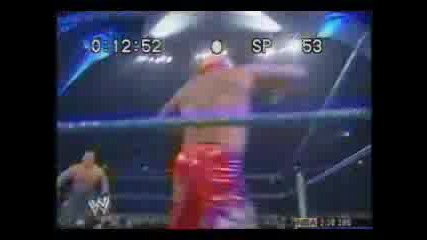 Rey Mysterio Vs John Cena :d