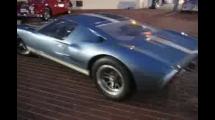 1966 Ford GT40 MK1 sounds