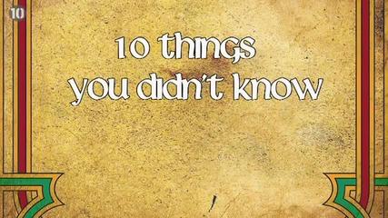 10 неща, които не знаете за Викингите