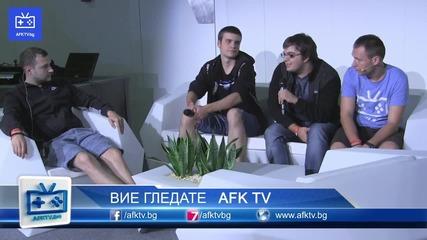 Интервю с Euw Snipers- Lol - Квалификации за балканската лига