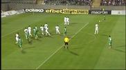 ВИДЕО: Попадението на Барт за 1:1 срещу Берое
