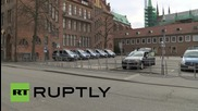 Засилена охрана в Любек за срещата на министрите от Г7