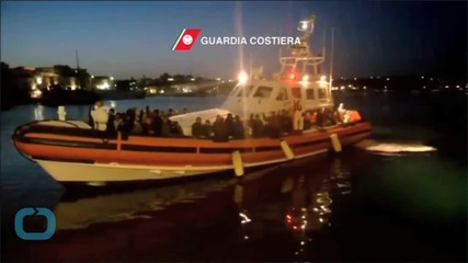 Thousands of Migrants Rescued, Baby Born on Italian Ship