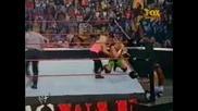 Crash vs. Molly Holly - WWF RAW 02.07.01