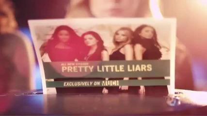 Brand New Pretty Little Liars Season 2 Promo!
