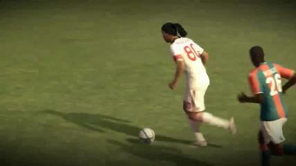 Pes 2011 ~ Ronaldinho Fintove i Golove