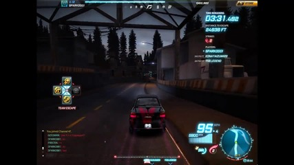 Need for Speed World:team Escape [all In]