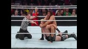 Jack Swagger vs Alexander Rusev ( United states championship ) - Wwe Tlc 2014