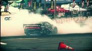 2010 Formula Drift Throwdown - Dmac takes 3rd at Evergreen Speedway