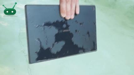 [ревю] Sony Xperia Tablet Z - най-добрият 10