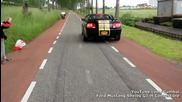 Ford Mustang Gt500e Gt - H sound 1080p