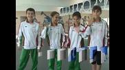 Българчета спечелиха 11 купи от Световното първенство поо танци