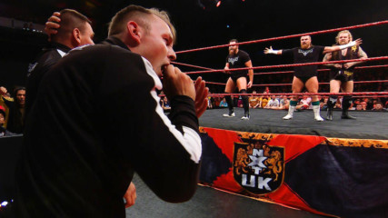 Wolfe battles Dragunov and so much more: NXT UK highlights, 11.21.19