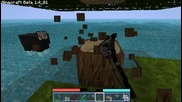 Minecraft Survival Island Custom Map Part 17_ Interior Decorator