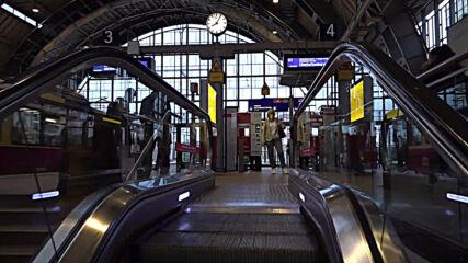 Germany: Berlin public transportation halts as BVG workers go on strike