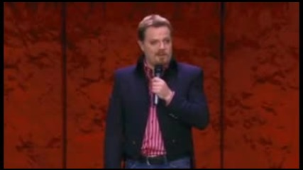 Eddie Izzard - Live at Madison Square Garden (2011)