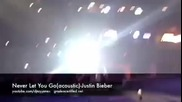 Justin Bieber & Dan Kanter - Never Let You