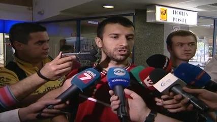 ВИДЕО: Капитанът на България мисли само за трите точки срещу Малта
