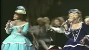 Abba - Dancing Queen (swedens Queen Silvias wedding - June 1976)