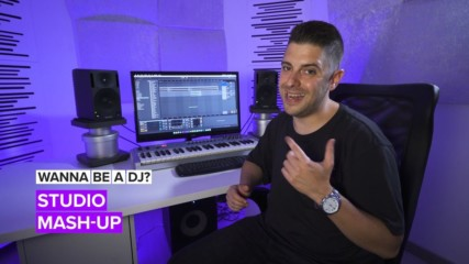 Wanna be a DJ? Master the studio mash up