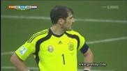Страхотна Холандия прегази Испания! Испания 1:5 Холандия 13.06.2014