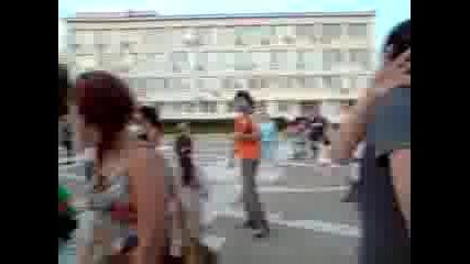 03.07.2009г. Епизод в Търговище