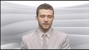 Justin Timberlake - Lovestoned (HD) (ВИСОКО КАЧЕСТВО)