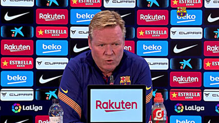 Spain: 'It looked like I was the bad guy in this movie and I'm not' - Barca's coach Koeman on Suarez departure