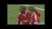 03.01 Престън НЕ - Ливърпул 0:2 Фернандо Торес гол