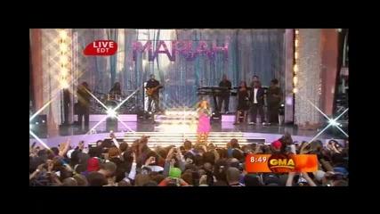 Mariah Carey - Bye Bye Live ПЕРФЕКТНО КАЧЕСТВО