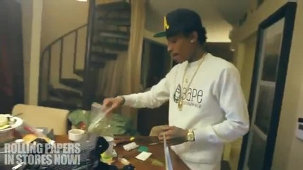 *ново-2011* Wiz Khalifa - Reefer Party [official Video] ft. Chevy Woods & Neako