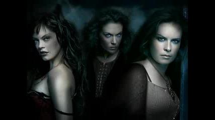 Charmed Vampires - Halloween
