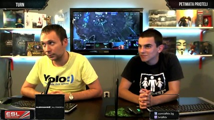 League of Legends Esl Bulgaria, Eps сезон 7 Eune, Квалификация 2 - Afk Tv Еп. 23 част 4.1 (част 2)