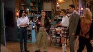 Friends / Приятели - Сезон 1 Епизод 19 - Bg Audio - | Част 2/2 |