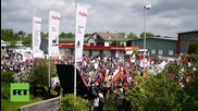 Germany: Violence erupts as Erdogan speech divides in Karlsruhe