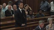 Осъдиха Писториус на пет години лишаване от свобода