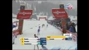 Русия и САЩ са световни шампиони в отборните спринтове във Вал ди Фиеме