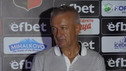 Крушарски нападна ЦСКА: Те са злобари