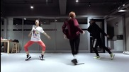 Jiyoung Youn Choreography _ Feeling Myself - Nicki Minaj (feat. Beyonce)