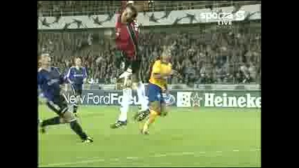 Bruj - Juve Trezege Goal
