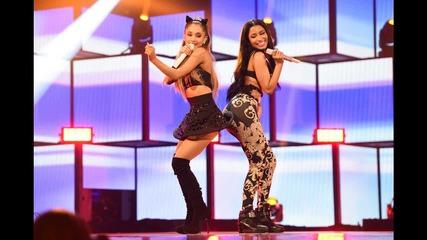 Ariana Grande ft. Nicki Minaj - Side to side (explicit)