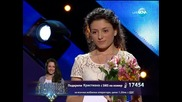 Кристиана Асенова - Големите надежди 1/4-финал - 14.05.2014 г.