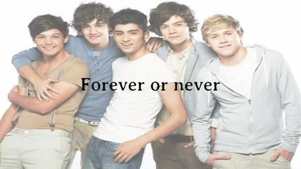 + Превод! One Direction - Forever Young