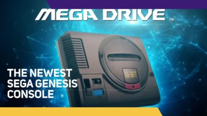 Sega Genesis Mini to be released!